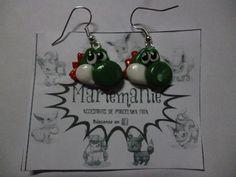 Yoshi earrings