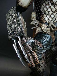 Deadliest Warrior Weapons predator yautja - Bing Images