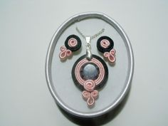 Excelsior Soutache Top Set Owls, Rings, Top, Ring, Owl, Jewelry Rings, Crop Shirt, Tawny Owl, Shirts
