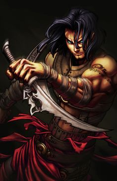Prince of Persia by KFoster on DeviantArt