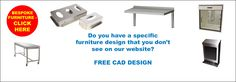 Cleanroom Supplies for all your Bespoke Cleanroom Furniture