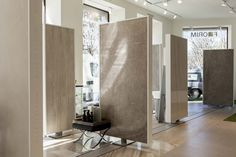 Showroom tile stores and product design on pinterest - Showroom piastrelle milano ...