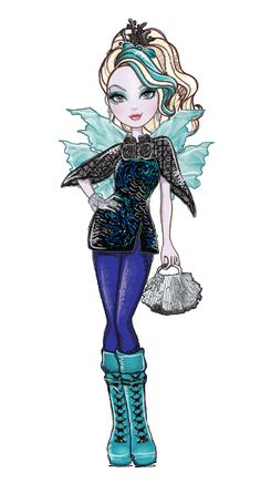 Faybelle Thorn - Student Cards & Character Bios | Ever After High
