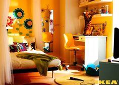 Ikea teen girl rooms: rooms design ideas, teen girls room i