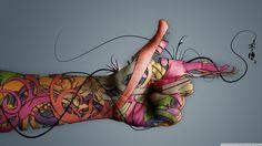 creative_hand-wallpaper-1366x768