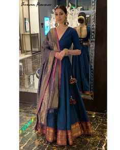 Shravan Studio - Shravan Studio – Source by Sumdresss - Lehenga Designs, Kurta Designs, Indian Look, Indian Ethnic Wear, Indian Attire, Indian Outfits, Indian Gowns Dresses, Indian Designer Suits, Mode Jeans