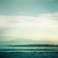 See the sea.