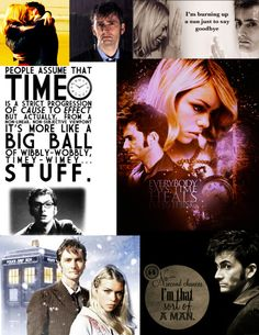 Doctor Who T-shirt via Etsy