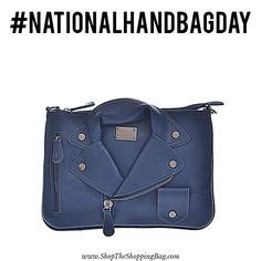Happy #NationalHandbagDay! We're revisiting our favorites and even giving you a sneak peak of what's coming soon! Visit www.ShopTheShoppingBag.com  #NationalHandbagDay #Handbag #Accessories #Purses