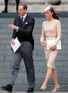 Kate Middleton in gorgeous Alexander McQueen