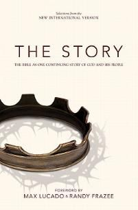 The Story: The Bible As One Continuing Story of God and His People - Hardcover | Frazee, Randy | LifeWay Christian Study Guide