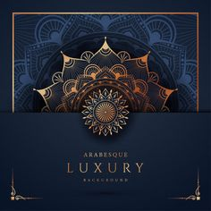 Luxury Mandala Background With Golden Arabesque Pattern Arabic Islamic East Style Framed Wallpaper, Neon Wallpaper, Luxury Background, Vector Background, Makeup Artist Logo, Lady Justice, Arabesque Pattern, Mandala Artwork, Indian Wedding Cards