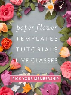 Join crafters from around the world in learning new skills, becoming DIY empowered, and brining more JOY and BEAUTY into your life Paper Peonies, Crepe Paper Flowers, Plastic Flowers, Diy Flowers, How To Make Crepe, How To Make Paper, Mason Jar Crafts, Mason Jar Diy, Diy Paper