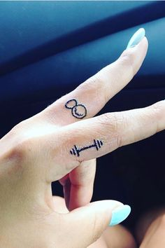 60+ Tattoo Ideas For the Fitness-Obsessed