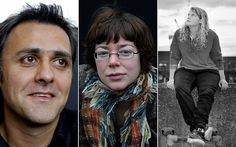 Next Generation Poets: Daljit Nagra, Jen Hadfield and Kate Tempest are all on the list