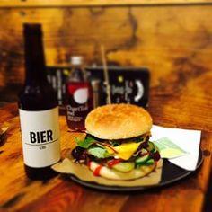 Burgerbier das gönn ich mir  #foodporn #essenporno #burger #bier #ichunterstützedenbiereV #geschmackbrauchtkeinennamen #instakie #geschmackbrauchtkeinennamen Instagram photos | Websta (Webstagram)