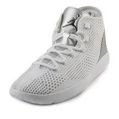050f5d1d79cf Nike Jordan Mens Jordan Reveal White Black Metallic Silver Infrared 23  Basketball Shoe 12 Men US   Visit the image link more details.
