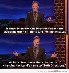 - Conan O'Brien