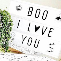 """29 Likes, 1 Comments - KIDSDECOR – ONLINE DECOR STORE (@kidsdecor.ee) on Instagram: """"Boo  Little Lovely Lightbox available  kidsdecor.ee #giftideas #lightbox #alittlelovelylightbox…"""""""