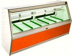 BDL Series, Self-Contained & Remote, Double Duty Meat Display Case    Features @ http://www.marcrefrigeration.com/bdl_series.php