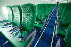 New transavia.com seat covers E-leather design by The Brand Nursery