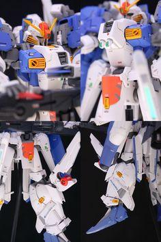 Ex-S 건담 (리파인 버전) Custom Paint Jobs, Custom Decals, Box Building, Model Building, Pale Rider, Gundam Custom Build, Facebook Features, Gundam Wing, Gundam Model