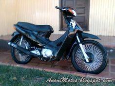 Os AnoniMotos Avaré SP: Galeria Honda Biz: 100/125cc e Tunadas