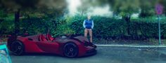 "Check out my @Behance project: ""Ferrari el Luca"" https://www.behance.net/gallery/29671377/Ferrari-el-Luca"