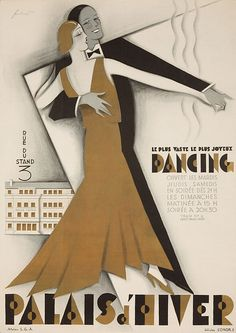 France. Palais d'Hiver, 1933 // Noel Fontanet