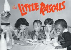 The Little Rascals (and so many other shows of the 50's & 60's)