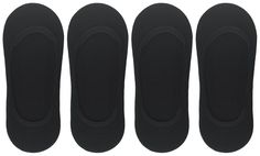 No Show Super Low Invisible Liner Socks 4 Pairs * CHECK OUT @ http://www.getit4me.org/fashion100/1901/?430