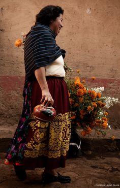 NeoMexicanismos - didyouseethewind: Day of the Dead/ Dia de los Muertos/ Santa Fe de la Laguna/Michoacan/ Mexico: Photography © Florence Leyret Jeune