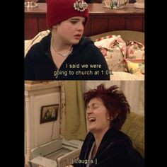 The Osbournes LOVE them. I'm going to be like Sharon when I'm older!