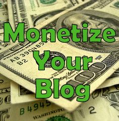 monetize your blog with Blurb Affiliate program