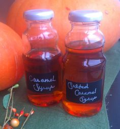 Market to Meal: Caramel or Salted Caramel Syrup