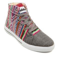 Inkkas Slate Shoes $76
