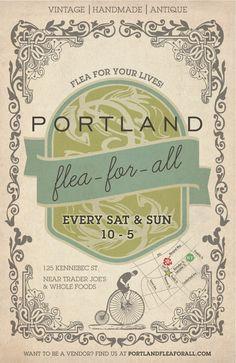Find me at the Portland Flea-For-All!!!    http://portlandfleaforall.com/