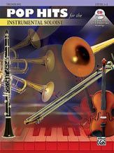 Pop Hits for the Instrumental Soloist (Book & CD)