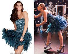 NewYorkDress Blog // Glee-Worthy Fashion // Click through for more Glee-tastic looks! // Dress: #Jovani 5800