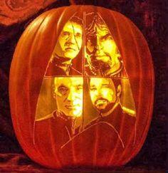 Geeky Pumpkins: TNG