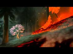 Disney Fantasia, Mother nature to music of Hans zimmer - YouTube