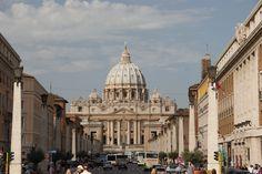 Peterskirken, Rome, Italy
