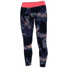Adidas ultimate fit tights NWT Created from climalite to keep you dry, they feature a comfortable waist and an eye-catching print. These Retail $60 at all sporting stores and Adidas.com Adidas Pants Leggings
