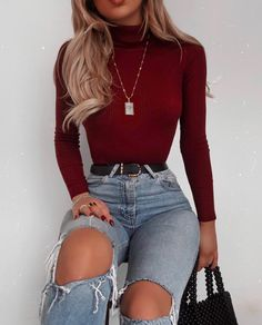 Valentine's Day Outfit Ideas Ecemella Day Ecemella Ideas Modefemme Valentinstag Outfit Ideen Ecemella Tag Ecemella Ideen Mode Femme - Besondere Tag Ideen Winter Fashion Outfits, Look Fashion, Spring Outfits, Autumn Fashion, Trendy Fashion, Modern Fashion Outfits, Indie Fashion, Hipster Fashion, Fashion Vintage