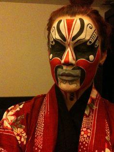 Kabuki by Inkzilla