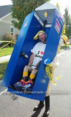 costume ideas for men | Home Halloween Costumes Funny Costume ...