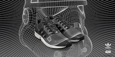 adidas Originals | mi ZX FLUX Photo Print App