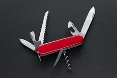 Do you know that Swiss Army Knife is ideal for camping and features everything from blades to a can opener to tweezers and a cap lifter. Check out more information at Knifeindia.com.