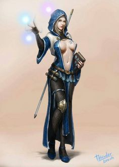fantasy and science fiction: Bild Fantasy Girl, Dark Fantasy, Chica Fantasy, 3d Fantasy, Fantasy Warrior, Fantasy Women, Woman Warrior, Female Character Design, Character Concept