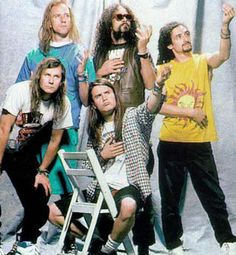 Faith no more!